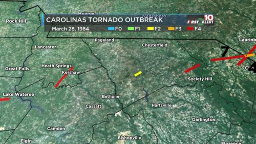 Carolinas Tornado Outbreak 3