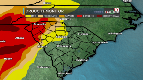 Drought Monitor State