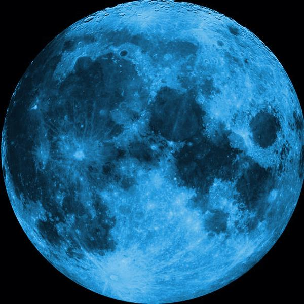 Tonight The Moon Is Full And It Will Be Blue Not Color Most Widely Accepted Definition Of A Second In Calendar