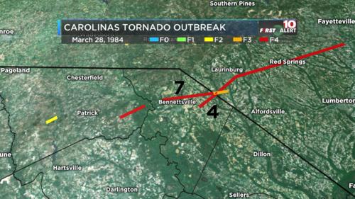 Carolinas Tornado Outbreak 4